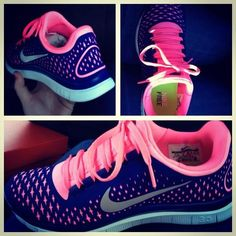 OMG, I want!! Nike Free Runs for Women