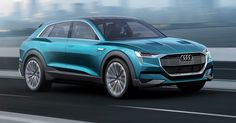 Audi Looks To Save $12 Billion To Fund EV Future #Audi #Electric_Vehicles