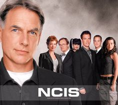 Cast members of NCIS on The Talk show 5-14-13