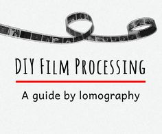 Why not try processing your Lomography film at home