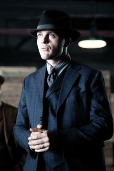 Jimmy Darmody, played by Michael Pitt