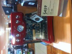 Leigh-anne, Myer.  Breville Infuser Coffee Machine, $459.00