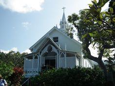Church in  Kona