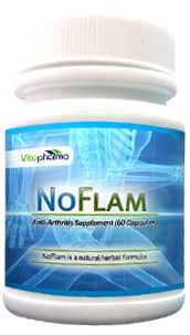 NoFlam anti-arthritis treatment has a proactive working active pattern, reuniting the beneficial properties of unique and powerful ingredients. As the best natural arthritis treatment in 2013, NoFlam gives you the possibility to walk without worrying about pain!