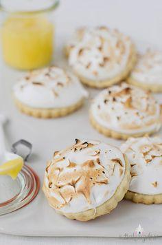 lemon meringue pie shortbread cookies