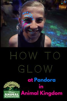 How to Glow at Disney's Pandora in Animal Kingdom! Disney's Pandora- 5 things to do at Disney's Pandora themed land inside Animal Kingdom Park including (How to Glow) via Disney World Outfits, Disney World Parks, Disney World Planning, Disney Vacation Club, Walt Disney World Vacations, Disney Travel, Family Vacations, Vacation Ideas, Disney World Tips And Tricks