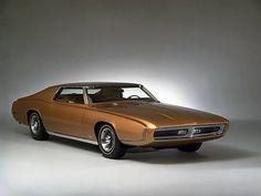 1968 Ford Thunderbird Saturn show car