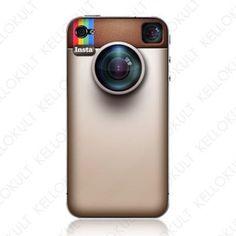 I Phone 4 S Instagram Skin Http://Etsy.Me/Rs Nf Qi $10.00 via Qwiqq.me