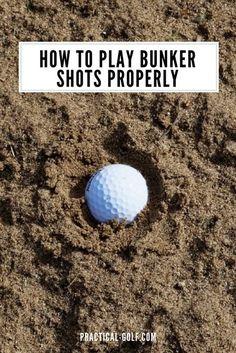 How to play bunker shots properly - bunker shots, bunker woods, bunker green, bunker plays, bunker sands, golf tips, bunker tips, golf tips for beginners, golf tips chipping, golf tips swings, golf tips driving, golf tips putting #golftips #golfingtips #GolfRUs #awesomegolftips #basicandbeginnersgolftips