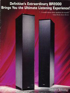 Definitive Technology BP2000