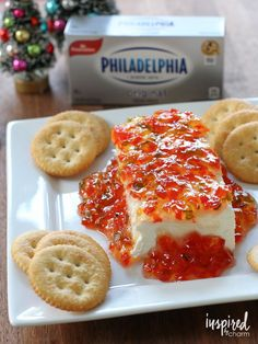 The Best Jalapeno Jelly With Cream Cheese Recipes on Yummly Jalapeno Jelly Recipes, Pepper Jelly Recipes, Sweet Red Pepper Jelly Recipe, Canning Pepper Jelly, Raspberry Jalapeno Jelly, Jalapeno Pepper Jelly, Jalapeno Jam, Jalapeno Poppers, Canning Recipes