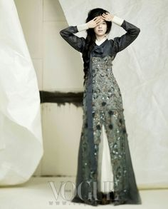 Modern hanbok for marie claire miniature pinterest marie claire