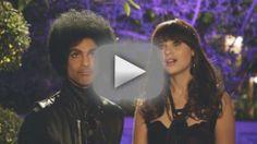 "Prince, Zooey Deschanel Release ""FALLINLOVE2NITE"" New Girl Duet"