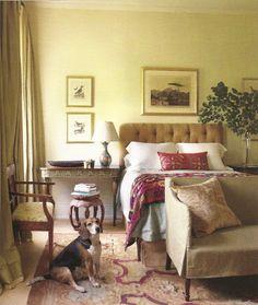Julia Reedu0027s New Orleans Home (September, Elle Decor)   Designed By Thomas  Jayne