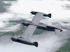 Blohm & Voss BV P.170. | Aircraft.