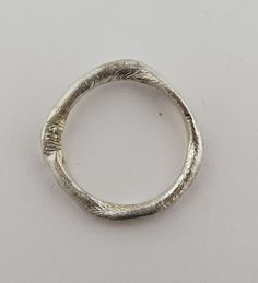 Katherine Bowman Sterling silver ring