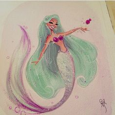Mermaid by Liana Hee:                                                       …
