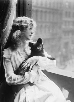 Mary Miles Minter, 1917