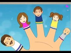 Nursery - FINGER FAMILY - Rhymesits an educational Video song which show the members of the family with the fingersLearning Songs for children, babies, toddlers and preschoolersChilds entertainment Finger Family Song, Family Songs, Family Theme, Kids Songs, Finger Song, Family Video, Baby Finger, Sister Finger, Mommy Finger