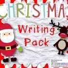 Cute Christmas Writing Prompts