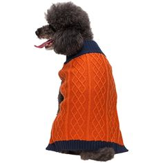 Blueberry Pet Classic Irish Cable Knit Dog Sweater ** Check out the image by visiting the link. (This is an affiliate link and I receive a commission for the sales) #Pets
