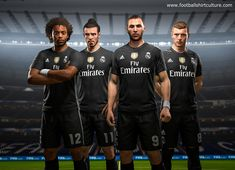 FIFA Real Madrid fourth kit launched for EA Sports game Football Art, Sport Football, Ea Sports Games, Real Madrid Kit, Game Wallpaper Iphone, Professional Writing, Fifa 20, Online Business, Champion