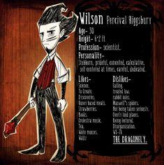 Wilson Percival Higgsbury by half-rose