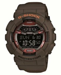 Casio G-SHOCK G-LIDE Series Winter Sports Model GLS-100-5JF (Japan Import) Casio. $150.89. Low-temperature resistant  (- 20 ° c ). World time: daylight saving time setting, display with time 48 cities (29 time zones) around the world. Two stopwatch ? 1 / 100 seconds, 1, 000 hours total, split with ?. LED backlight (with outright ability and afterglow afterglow period switching (1.5 seconds / 3 seconds)). Waterproof to 20 bar