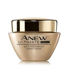 Avon - Anew Ultimate Multi-Performance Night Creme Anti-aging previously Age Repair Cream ** This is an Amazon Affiliate link. Visit the image link more details.