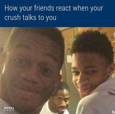 funny crush memes that will make you laugh - . - entertainment - 11 funny crush memes that make you laugh funny crush memes that will make you laugh - . - entertainment - 11 funny crush memes that make you laugh - OMG, it's me XD The terror: Funny Crush Memes, Memes Estúpidos, Crush Humor, True Memes, Really Funny Memes, Stupid Funny Memes, Funny Relatable Memes, Best Memes, Haha Funny