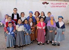 Villanueva de los Infantes - El Festival Infantil de Folclore cumple 10 años