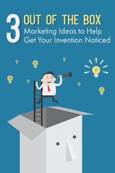 How are you drawing the attention of your customers? Check out 3 out of the box marketing ideas for your invention via inventhelp.com.