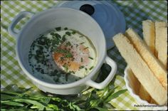 The Kitchen Lioness: French Fridays with Dorie - Coddled Eggs with Foie Gras