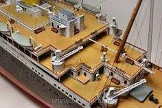 Resultado de imagen para titanic maqueta Titanic Model, Basketball Court