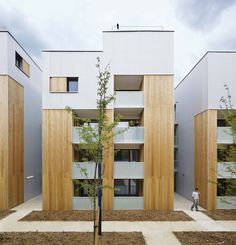 52 logements sociaux – COLBOC FRANZEN – Nanterre