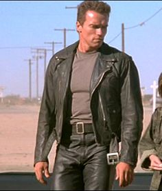 Terminator 2: Judgment Day (1991): Arnold Schwarzenegger.