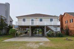 Ocean Isle Beach House Rentals: 31RICH - Canal Home rental