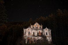 La casa dei fantasmi...