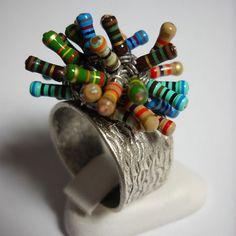 Jewelry- Unique Upcycled Computer Parts jewelry