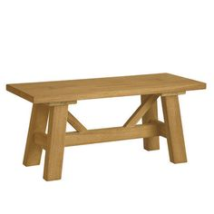 Sutherland   Hameau Small Bench