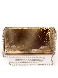 20 Clutches From Fashion mia For Your Party Outfits Glitter Clutch Bag, Gold Rhinestone, For Your Party, Online Bags, Zip Around Wallet, Cosmetics, Style Inspiration, Clothes For Women, Stuff To Buy