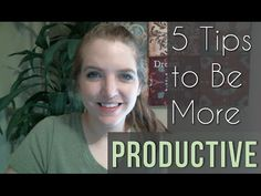 Ways to Be More Productive in Business and Life with 5 Simple Steps #productivity #businesstip