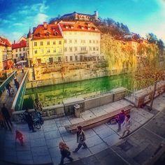 Enjoyable Ljubljana http://www.travelandtransitions.com/european-travel/