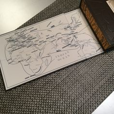 Travel around the world by boat and railways