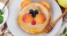 #Ourson #pancake