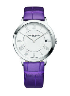 Baume & Mercier Seizes on Major Moments to Unveil New Classima Collection