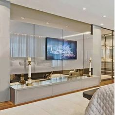 Painel Home, King Size Bedroom Furniture, Living Room Tv, Home Renovation, Kitchen Design, Lounge, Interior Design, Home Rack, Google Shopping