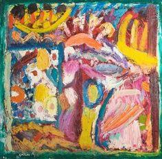 Your Paintings - Gillian Ayres paintings