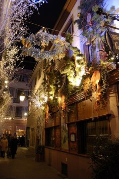 Christmas in Strasbourg