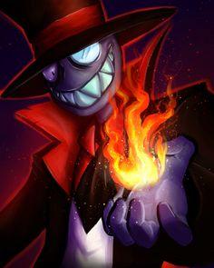 Black Hat-Villainous by OmnificA